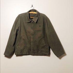 Timberland  Weathergear Mens Olive Jacket